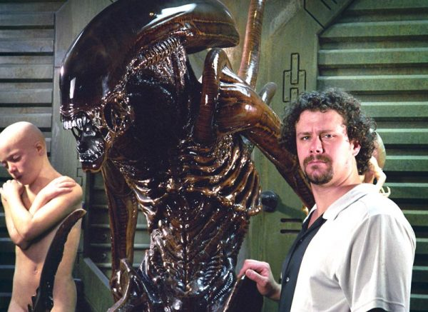 ALIEN RESURRECTION, Jeff Buccacio