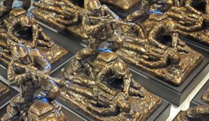 ©BRONZE Trophies and Awards- BUCCACIO SCULPTURE SERVICES LLC