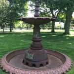 Claflin Fountain - Buccacio Sculpture Restorations & Conservation