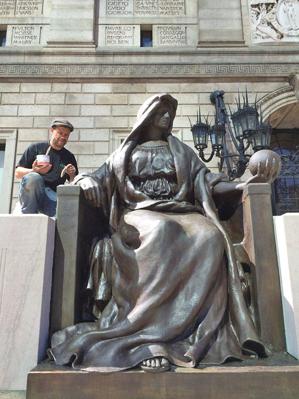 Art & Science - Sculpture Restorations & Conservation