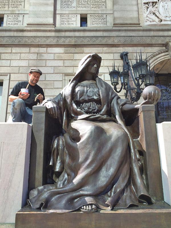 Bronze Restoration and Conservation
