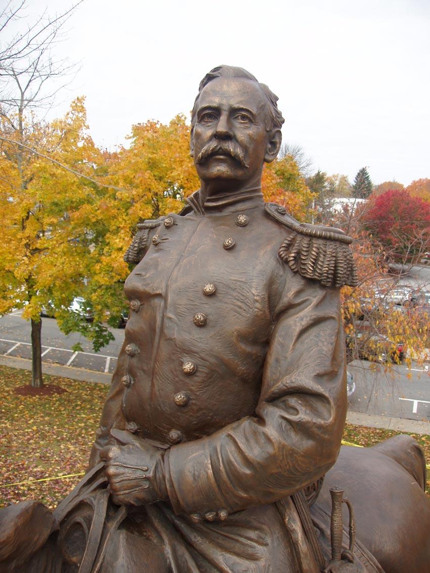 General Draper - Buccacio Sculpture Sculpture Restorations & Conservation
