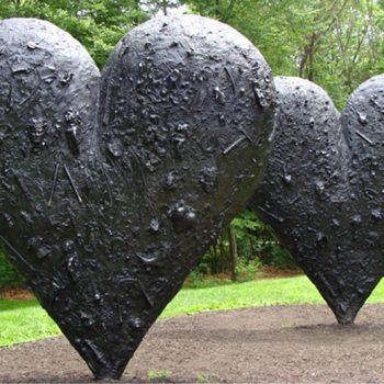 Jim Dine Hearts - BUCCACIO BLOG