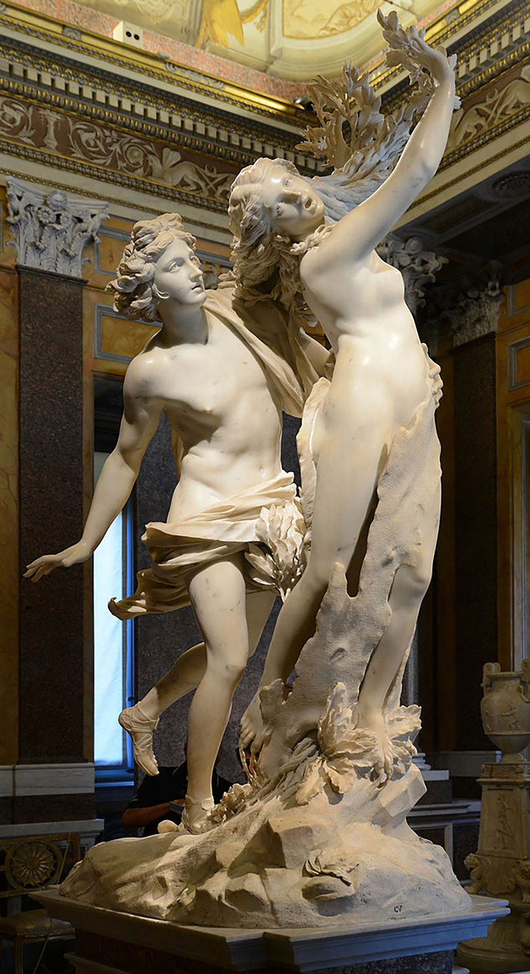 Baroque sculpture inspiration