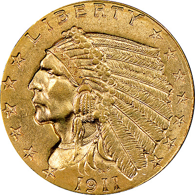 Indian Head Coin