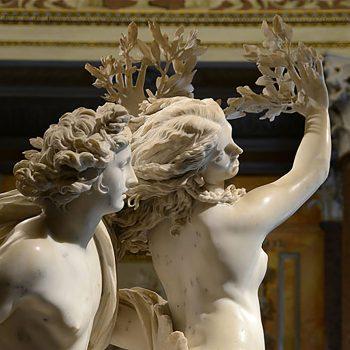 Apollo and Daphne masterpiece