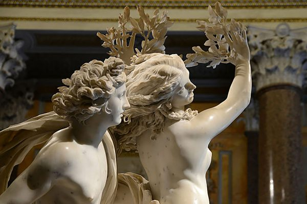 Apollo and Daphne masterpiece