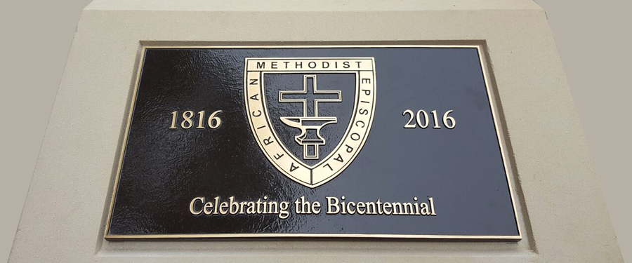 Custom Cast Bronze Plaque-Celebrating the Bicentennial 300th Anniversary-Buccacio Sculpture Services and Foundry