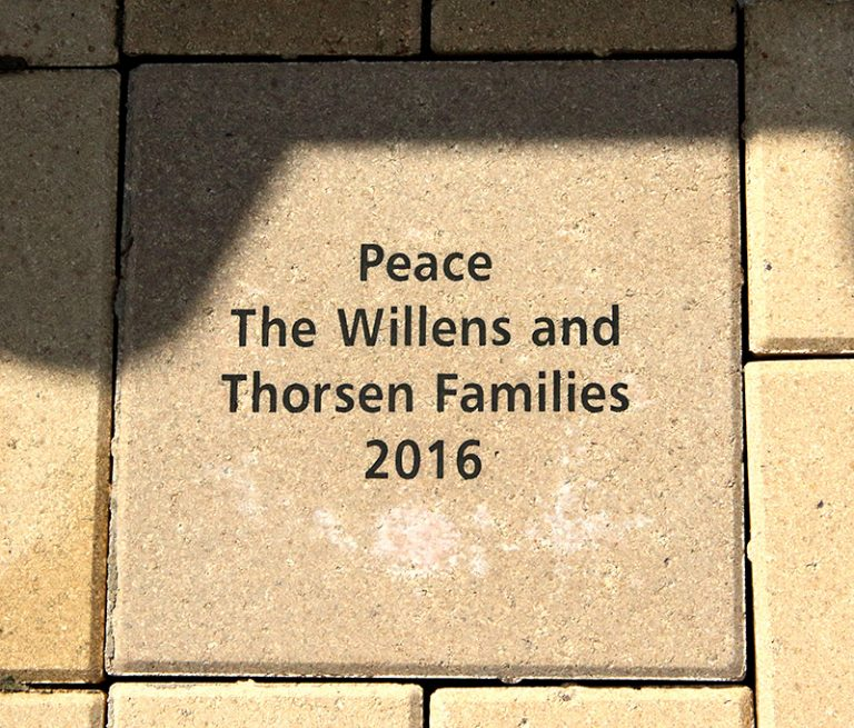 Metrowest Transit Authority Vietnam Memorial Framingham, MA- etched stone-fundraising pavers-Buccacio Sculpture Services and Foundry