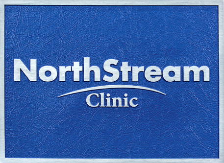 North Stream- Cast Aluminum Plaque-Buccacio Sculpture Services and Foundry