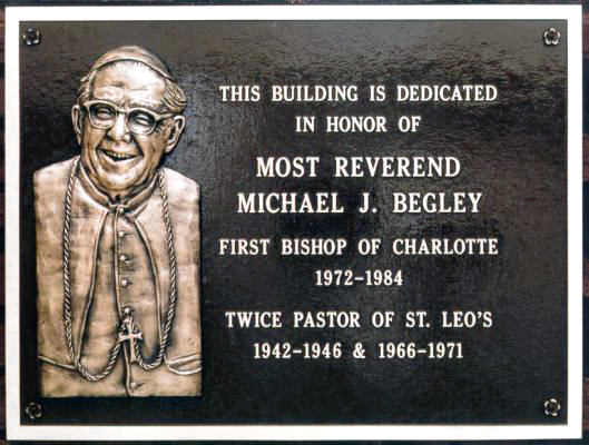 Cast Bronze Bas Relief Dedication Plaque-Buccacio Sculpture Services and Foundry