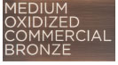 MEDIUM OXIDIZED COMMERCIAL BRONZE